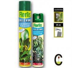 Abrillantador plantas FLORTIS