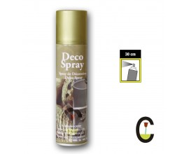 Spray decorativo ORO FLORTIS
